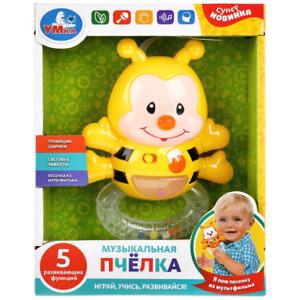 Музыкальная игрушка «Колыбельная для пчёлки» Educational  Russian Speaking Toy