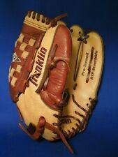 "Franklin RTP Series Pro Tanned Steerhide Baseball Softball Glove 4560-12 1/2"""