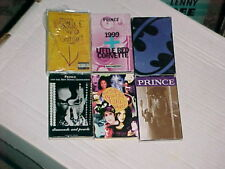 Prince 6 - Limited Edition Cassette Singles Warner Bros. 1898 - 1994