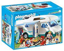 PLAYMOBIL Family Fun 6671 Summer Camper