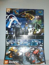 LEGO ® catalogo libretto catalog Gear Star Wars 4130236/4130203-in di 2000 c22