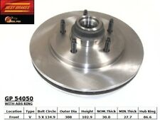 Disc Brake Rotor fits 1998-2000 Lincoln Navigator  BEST BRAKES USA