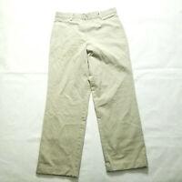 Dockers Khaki Chino Pants  Casual Golf  Tan  Mens Size 32x30