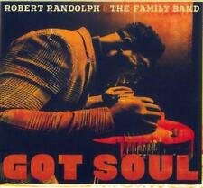 ROBERT RANDOLPH (PEDAL STEEL/GUITAR)/ROBERT RANDOLPH & THE FAMILY BAND - GOT SOU