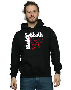 Black Sabbath Men's Creature Logo Hoodie