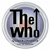 The Who - Quadrophenia Live in London ; RARE out-of-print Super Deluxe - NEW & S