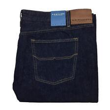 RM Williams Mens Yardman Low Rise Indigo Blue Denim Jeans W42 L32