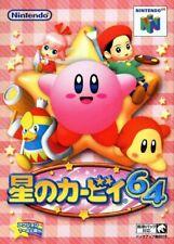 N64 / Nintendo 64 - Hoshi no Kirby 64 / Kirby 64: The Crystal Shards JAP Modul