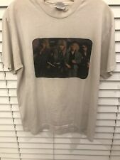 Vintage Poison Concert Shirt Adult Medium Tour Mens 80s Hanes Single Stitch Rare