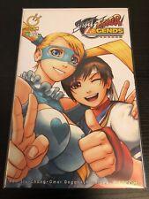 Street Fighter Legends Sakura #2a Ken Siu-Chong Omar Dogan Shane Law Udon Comics