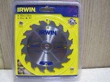Irwin  Dewalt 1897086 Circular Saw Blade 125 x 20mm x 16T ATB