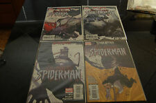 Dark Reign: Sinister Spider-Man #1-4 VF/NM complete series - venom - bachalo set