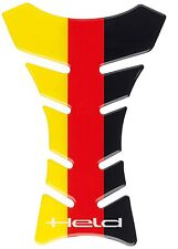 Held 4697 Tank Pad Protection Sticker Motorcycle Fan Item World Cup Euro Champs