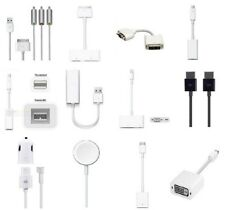 Apple Adapter & Cable - Excellent VGA Lightning Magnetic -1st Class Delivery