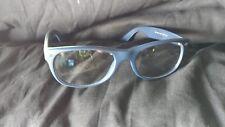 Ray-Ban Wayfarer RB 5184 55583 Navy Blue Eyeglasses Authentic Rxable Frames