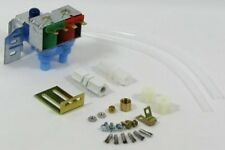 Replacement Icemaker Dual Solenoid Water Valve for Whirlpool Icemakers