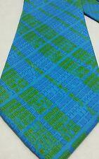 Men Neck Tie Baptist Health South Hospital Florida 100% Silk Gift Blue Zip Code