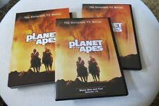 PLANET OF THE APES TV SERIES BOX SET VERY RARE OOP