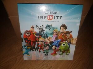 Disney Infinity  Power Disc Book Complete 2