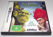 Shrek Forever After Nintendo DS 2DS 3DS Game *Complete*