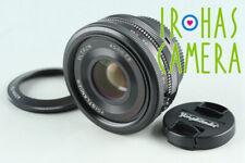 Voigtlander Ultron 40mm F/2 SL Aspherical Lens for Nikon #28781 F4