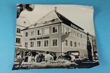 Hotel Post , Wangen im Allgäu - älteres Foto - wohl 1960er/70er Jahre    /S119