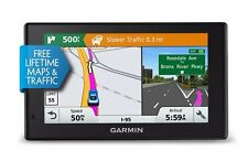 Garmin DriveSmart 50LMT Bluetooth-enabled Traffic Avoidance Car GPS 010-01539-01