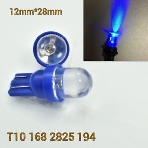 T10 194 168 2825 158 w5w 175 192 LED Blue Wedge Parking Light B1 For Mini U