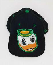 University of Oregon Ducks Graphic Zephyr Cap Snapback Adjustable Hat Mint
