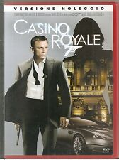 DVD Casino Royale 007