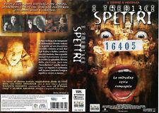 I TREDICI SPETTRI (2001) vhs ex noleggio