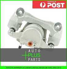 Fits HARRIER ACU35/MCU35/GSU35/GSU36 4WD - FRONT RIGHT BRAKE CALIPER ASSEMBLY