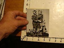 Vintage MARIONETTE & PUPPET Photo: WALTON & O'ROURKE dancing animals