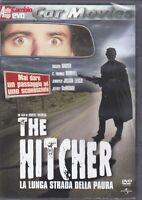 Dvd THE HITCHER 1 - LA LUNGA STRADA DELLA PAURA con Rutger Hauer nuovo 1986