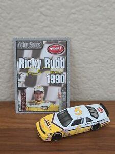 1990 #5 Ricky Rudd Levi Garrett Watkins Glen Win 1/64 Action NASCAR Diecast
