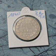 Polonia 3/4 rublos ~ 5 zIotis 1840 ***
