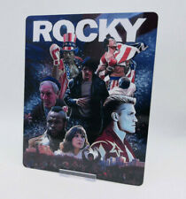 ROCKY balboa - Glossy Bluray Steelbook Magnet Cover (NOT LENTICULAR)