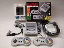 2020 Edition - Lots of Extras! Ultimate Super Nintendo SNES Classic Mini Bundle