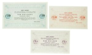 Netherlands - Ship's Money - 1957 - UNC