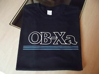 RETRO SYNTH T SHIRT SYNTHESIZER DESIGN OBX A OBERHEIM S M L XL XXL