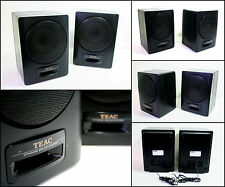 TEAC LS-400 Bookshelf Surround Speakers (10W, 4 Ohms)