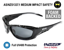 Winks Foam Backed AS/NZ1337 Safety Sunglasses