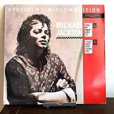 Todo Mi Amor Eres Tu by Michael Jackson 1988 Vinyl Discos CBS International