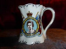 Vintage Silver Jubilee Queen Elizabeth II 1977 CUP St George Royal Memorabilia