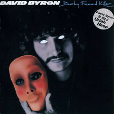 David Byron ‎- Baby Faced Killer ( AUDIO CD in JEWEL CASE )