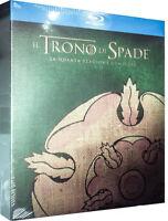 IL TRONO DI SPADE - STAGIONE 4 (4 BLU-RAY) COFANETTO VERSIONE SPECIALE DIGIPACK