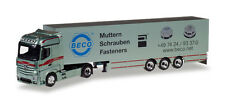 Herpa 307055 h0 Truck Mercedes Actros Bigspace Suitcase-Articulated bagemühl