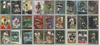 Atlanta Falcons 27 card 1999 insert lot #2-all different