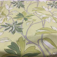 Prestigious Textiles Flourish Lime Fabric Now Half Price
