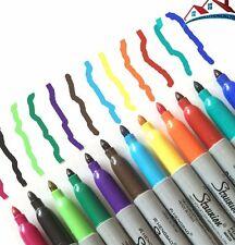 12PC Permanent colour marker pen artist Tattoo Pierce CD DVD Golf Ball Disc